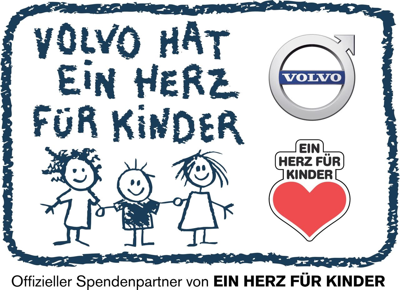 volvo spendet f r ein herz f r kinder nordicwheels. Black Bedroom Furniture Sets. Home Design Ideas