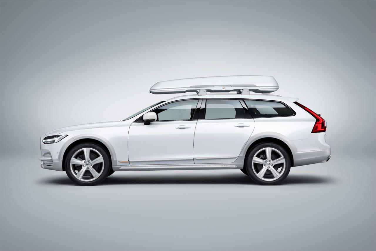 Neuer Volvo V90 Cross Country Volvo Ocean Race - nordicwheels