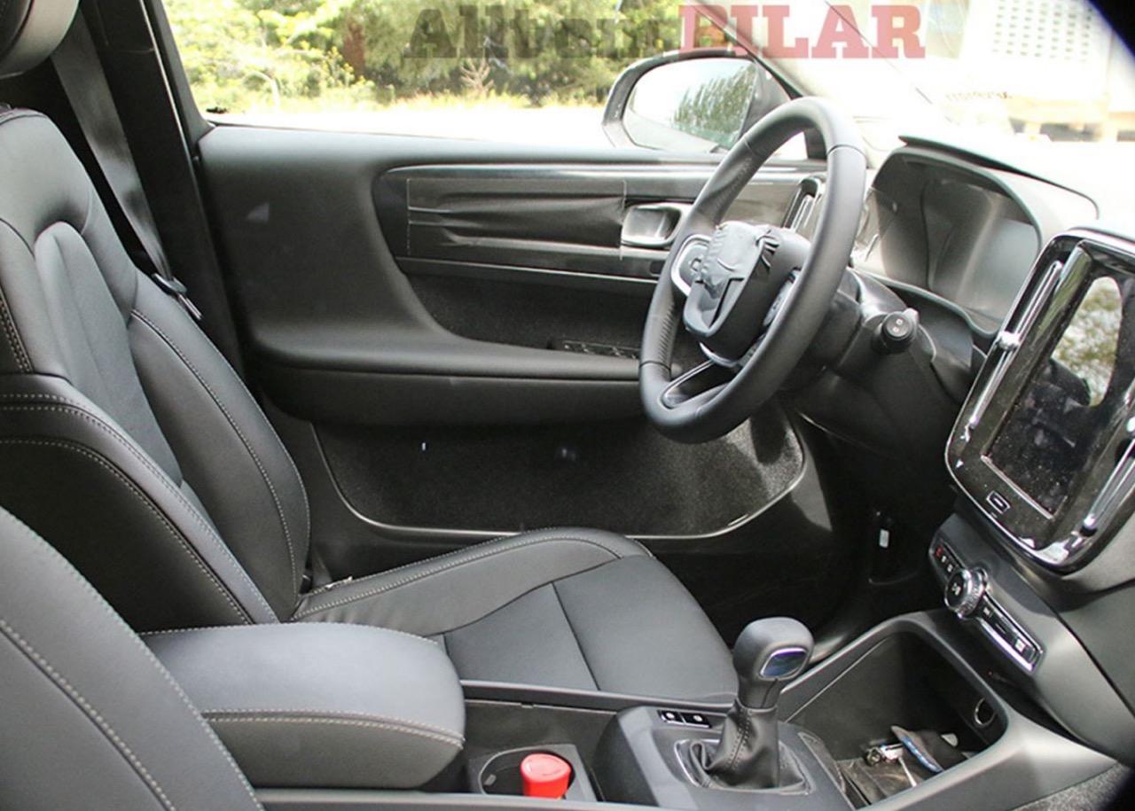 Neuer Volvo Xc40 Bilder Vom Innenraum Nordicwheels